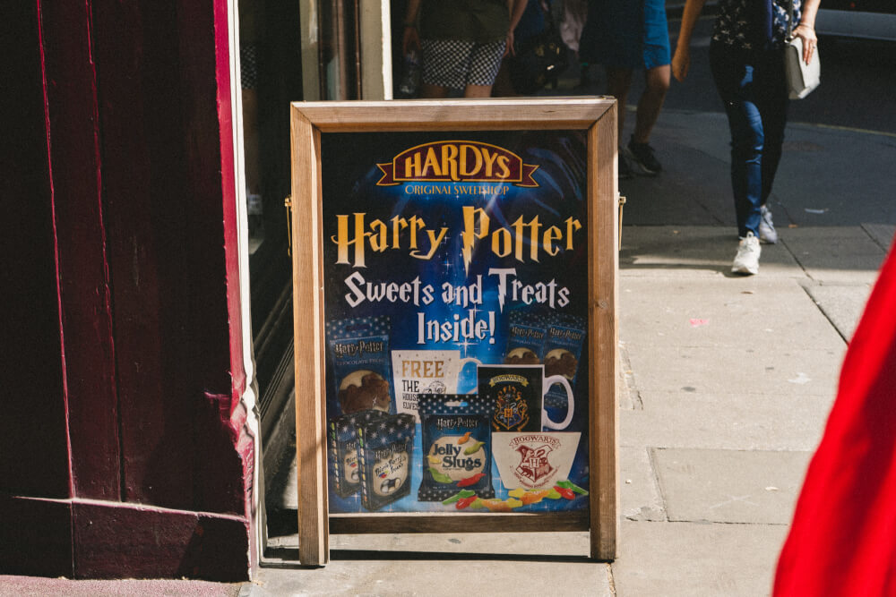 THE Ultimate Harry Potter London Bucket List 2019