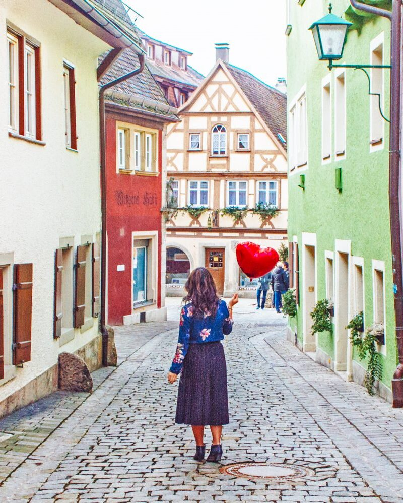A guide on how to live a fairytale life through travel. #Travel #Europe #Fairytales