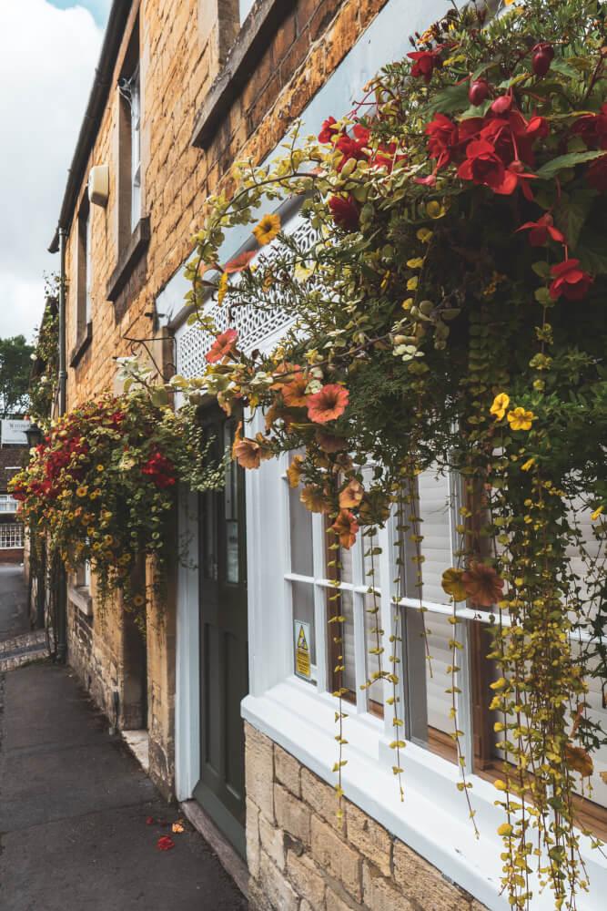 Adorable house in Lacock, England