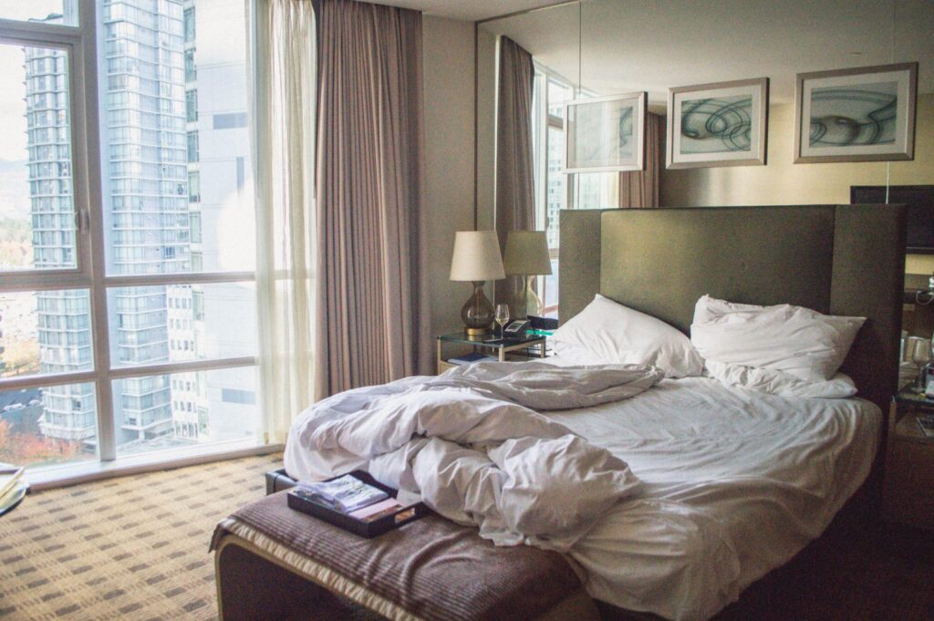 Loden Hotel review. The #1 luxury boutique hotel in Vancouver!