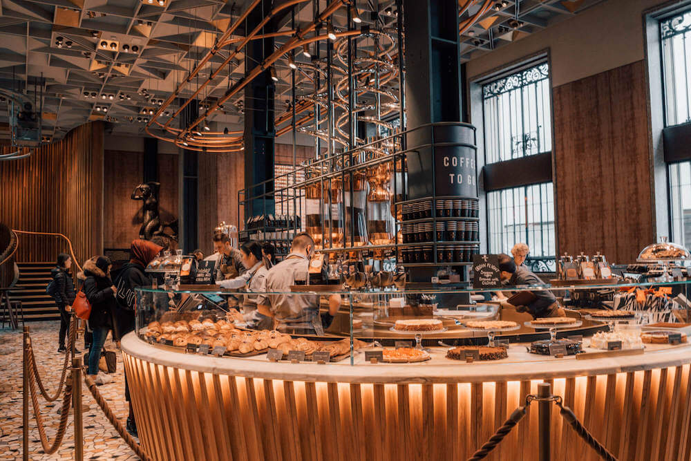 Starbucks Milano Roastery