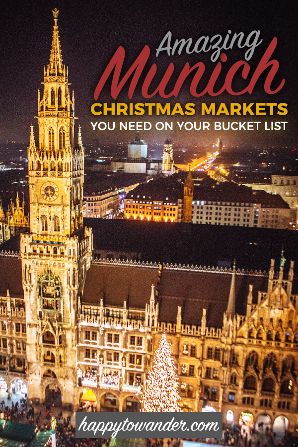 Christmas Markets In Germany 2019.Munich Christmas Markets 2019 Guide Where To Go What To