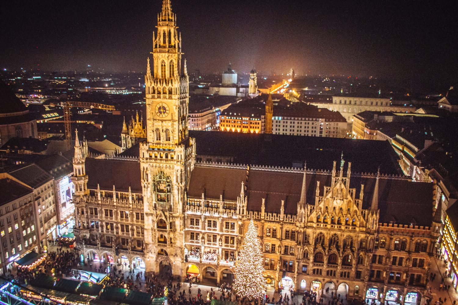 Munich Christmas Markets 2019 Guide Where To Go What To Eat And
