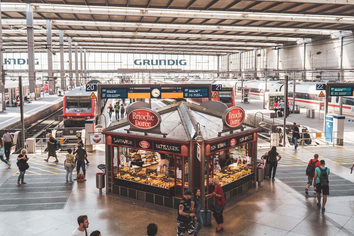 7729dea8e4d44b Munich Train   Bus Stations Guide  Everything You Need to Know