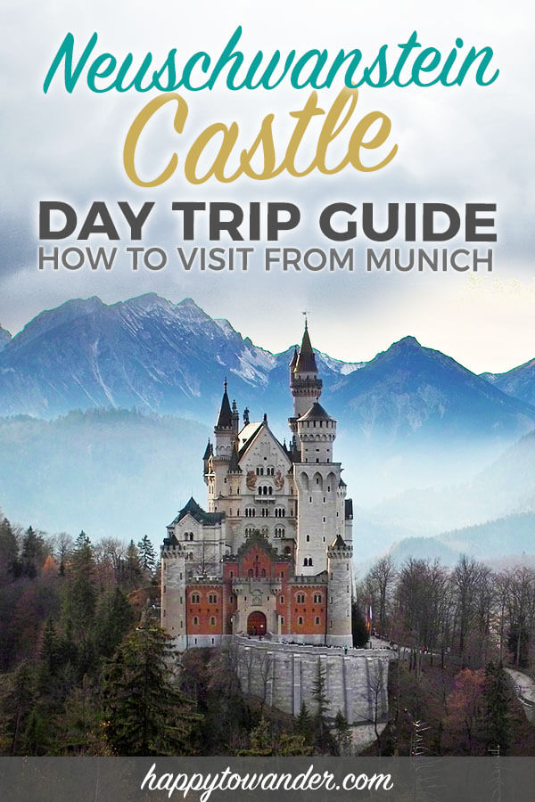 Munich to Neuschwanstein Castle Day Trip Guide 2019: How to