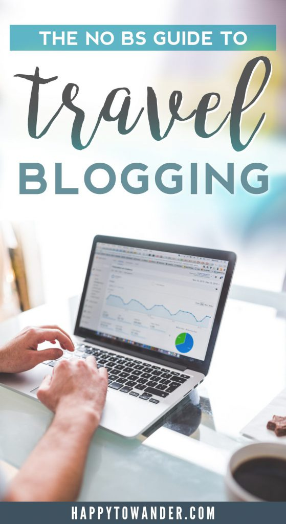 Finally, a practical and transparent guide on how to build and market a successful travel blog! No BS, just clearcut strategies and advice on creating a blog you're proud of.