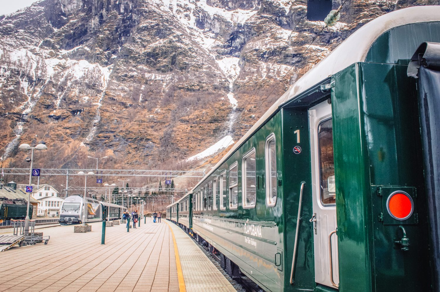 THE most scenic train rides in Europe! You can't miss this epic roundup of train rides to do on your next Europe trip. #Travel #Europe #TrainTravel #RailTravel