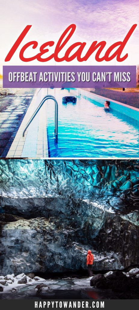 Looking for offbeat things to do in Iceland? Check out this awesome list for Iceland photo inspiration!