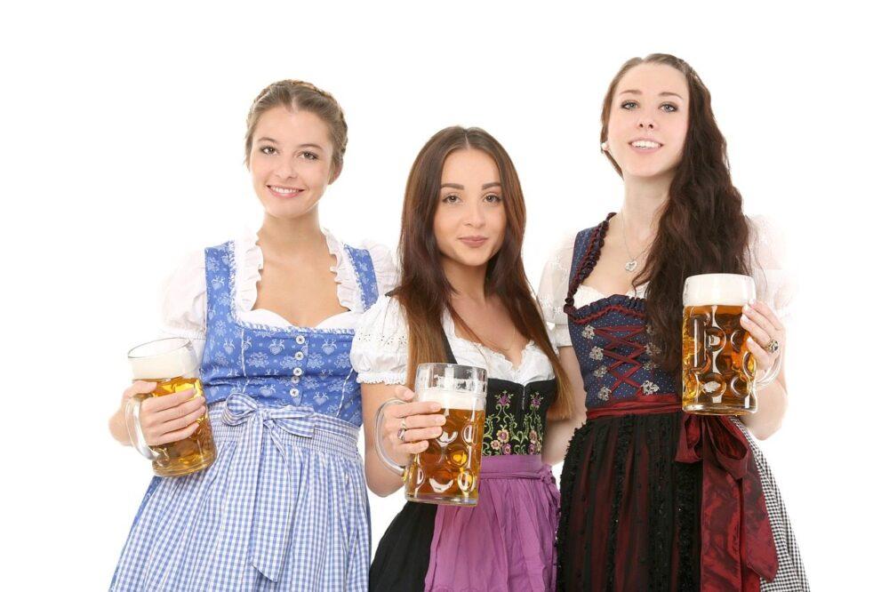 oktoberfest 2018 i tyskland