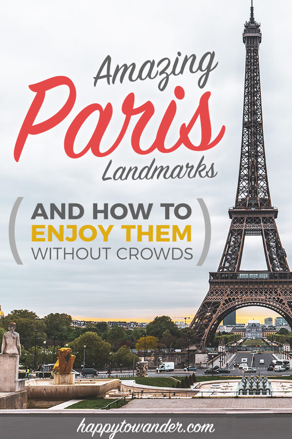 Epic Paris, France travel guide that features beautiful Paris photography, Paris travel tips and easy things to do in Paris to avoid the crowds! #Paris #France