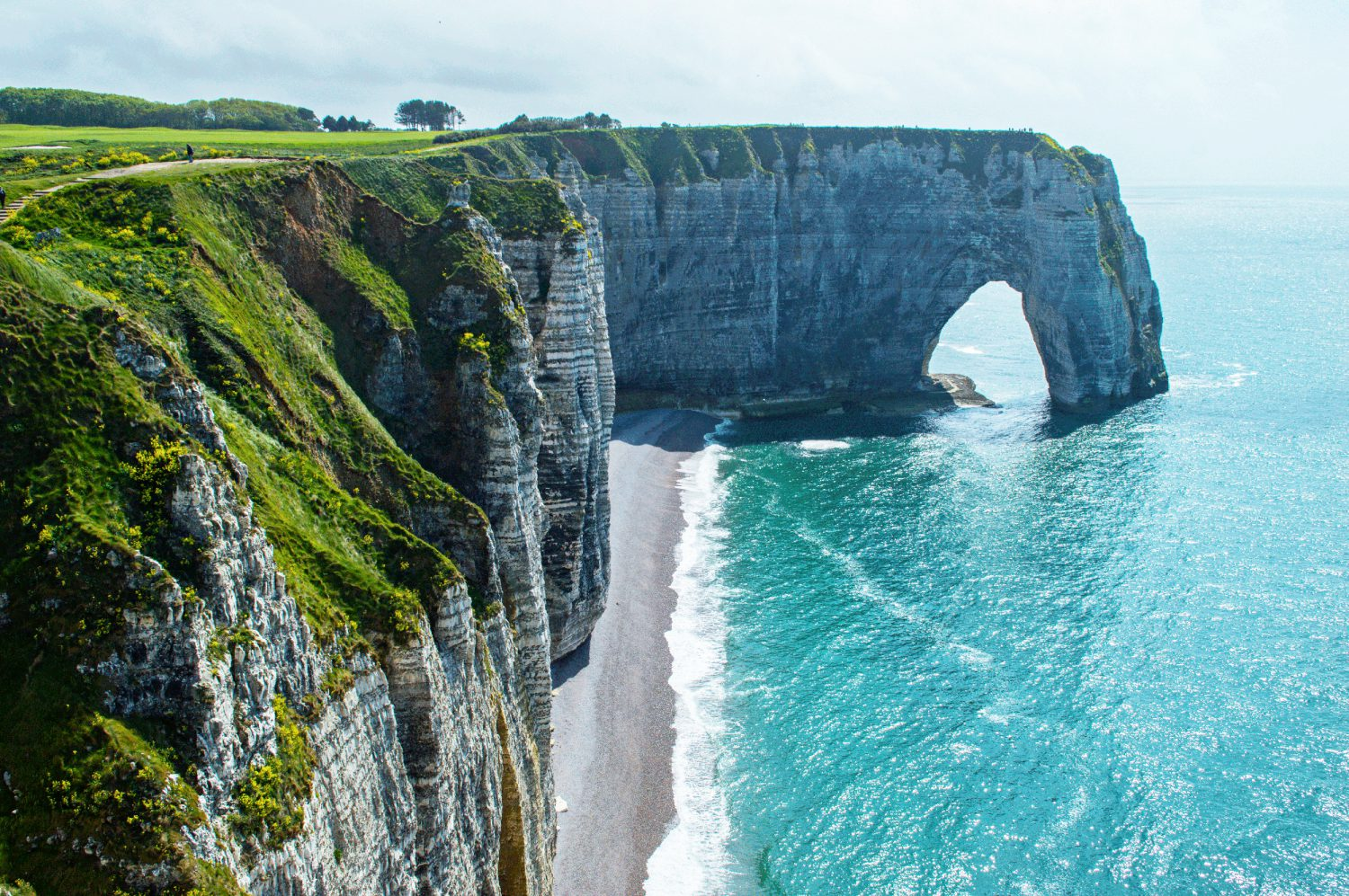 landforms in france image collections