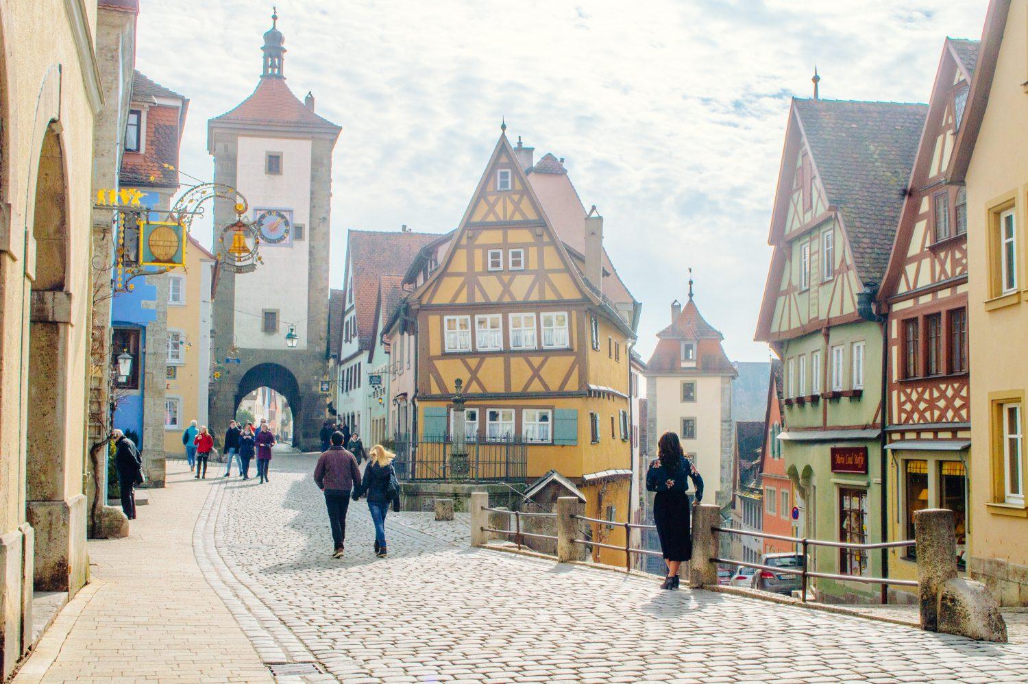 Rothenburg Ob Der Tauber Germany Guide How To Spend A