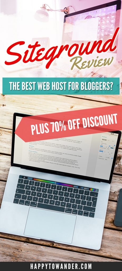 HONEST Siteground hosting review! Look for the best value web host for your blog? This honest review will break down the factors that matter to see if Siteground is right for you.