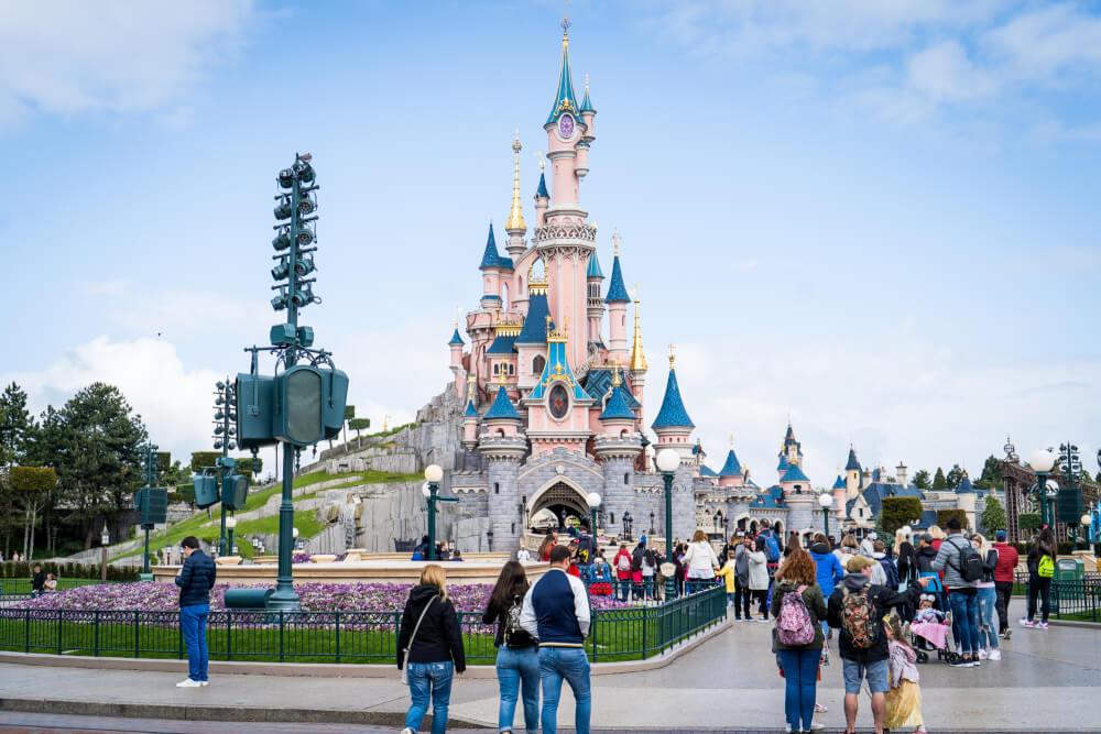 Inside the Disneyland Paris Castle 2019: History