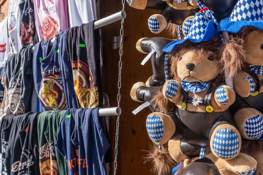 Oktoberfest souvenirs