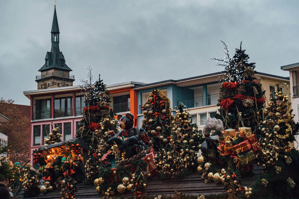 Stuttgart Christmas Market - one of the best Christmas markets in Germany