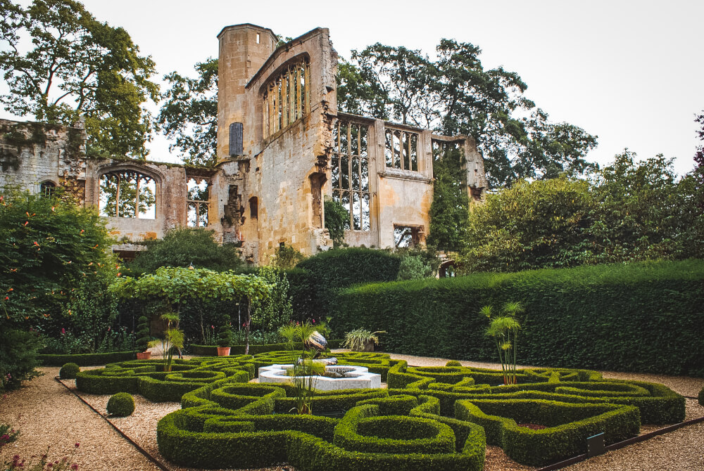 Sudeley Castle in the Cotswolds <3