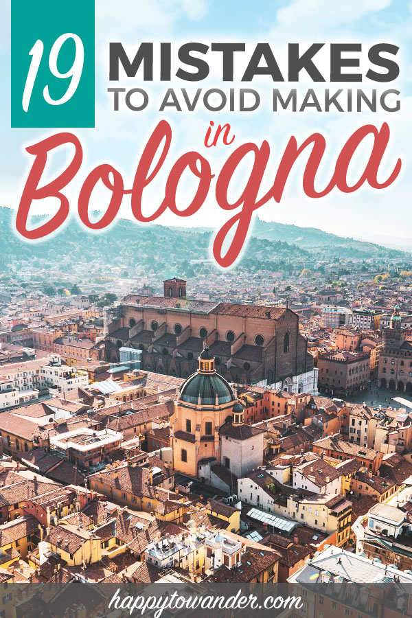 Bologna, Italy is an amazing city, but one that you need to be prepared for! This article dishes on top tips for visiting Bologna, including Bologna food, where to go, offbeat gems in Bologna, things to do and more. #Bologna #Italy #Travel