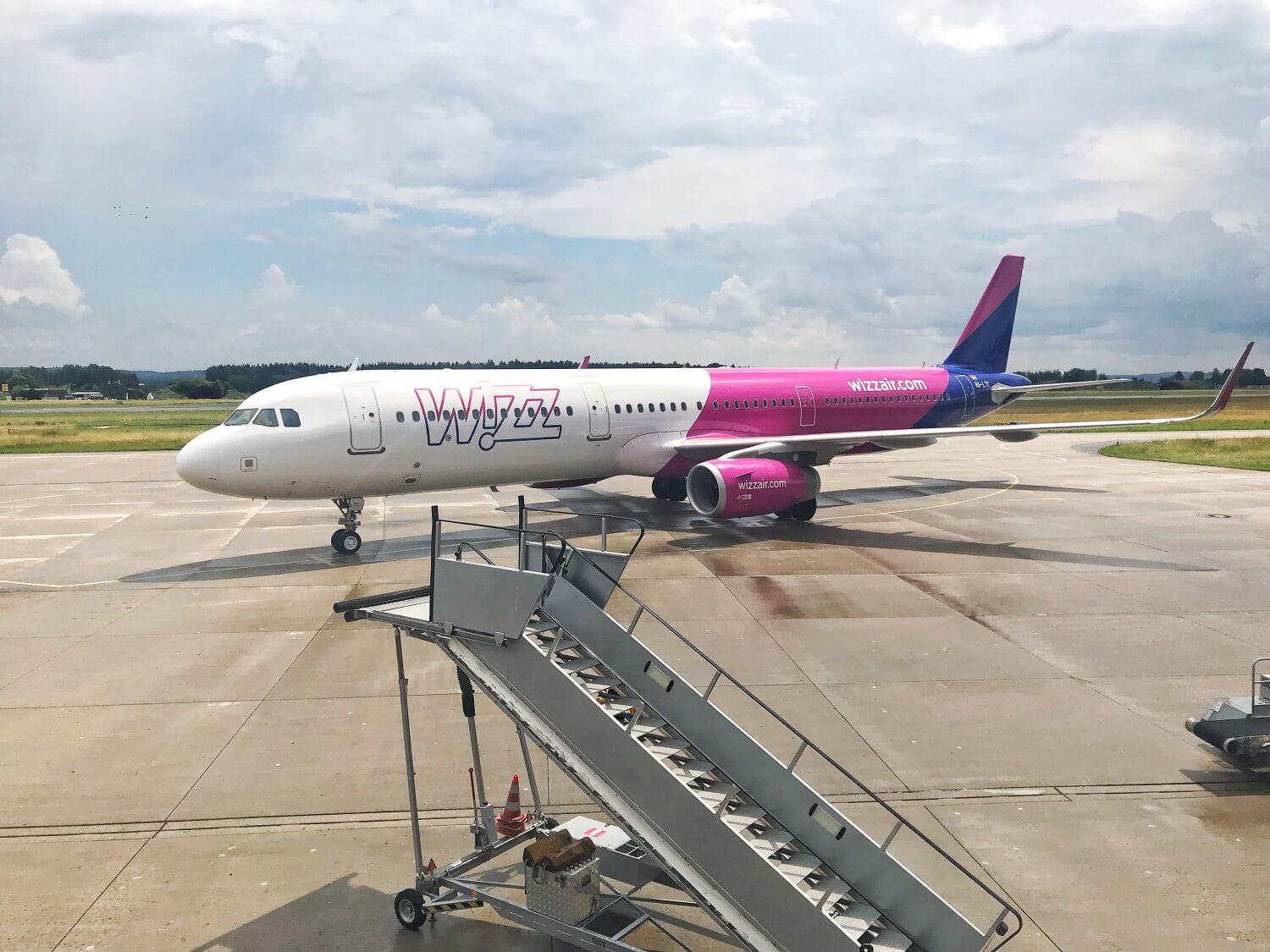 Wizz Air Review 2020 Read Before Making Your Wizz Air Booking