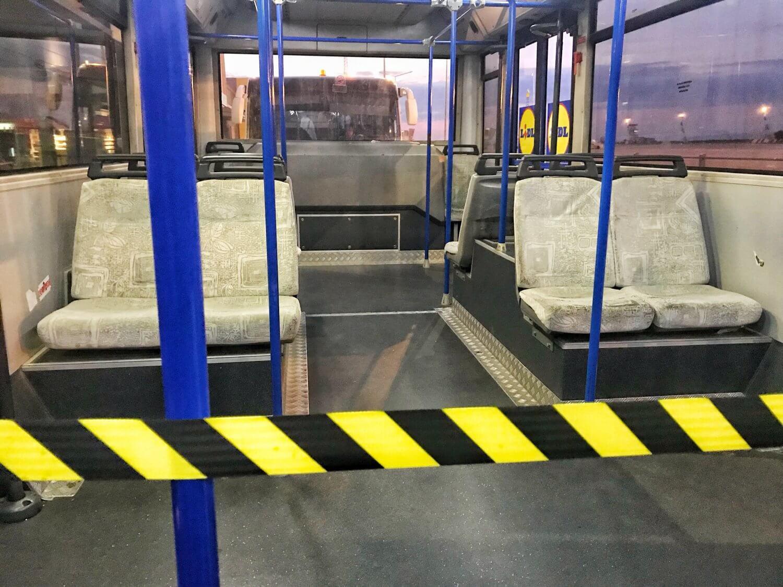 Wizz Air bus