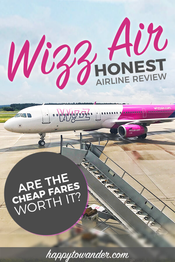If You Ve C Onto This Honest Wizz Air Review Odds Are Re Looking For Some Urance That Hungarian Budget Airline Will Not In Fact