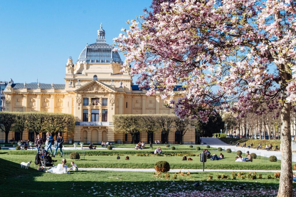 Zagreb, Croatia is an underrated gem, ideal for a city break. Here's why Zagreb is worth a visit and some inspiration for things to do in Zagreb, Croatia!