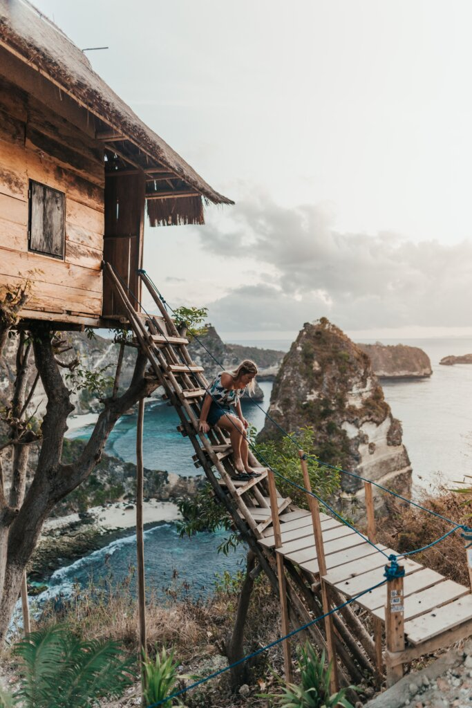 Beautiful Airbnb tree house