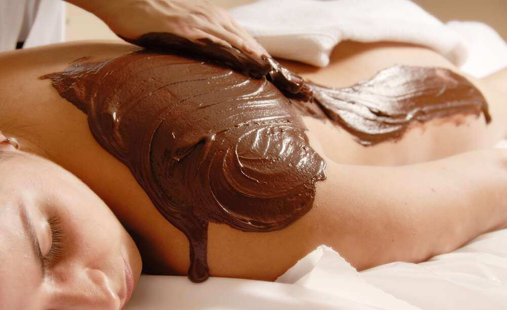 Chocolate massage in Barcelona, Spain